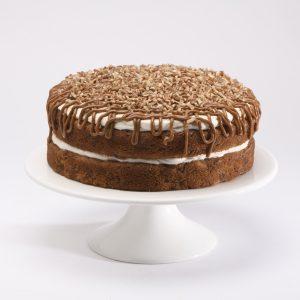 Cake de Platano
