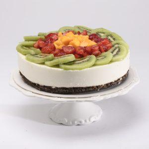 No-Bake Cheesecake Frutas de Temporada