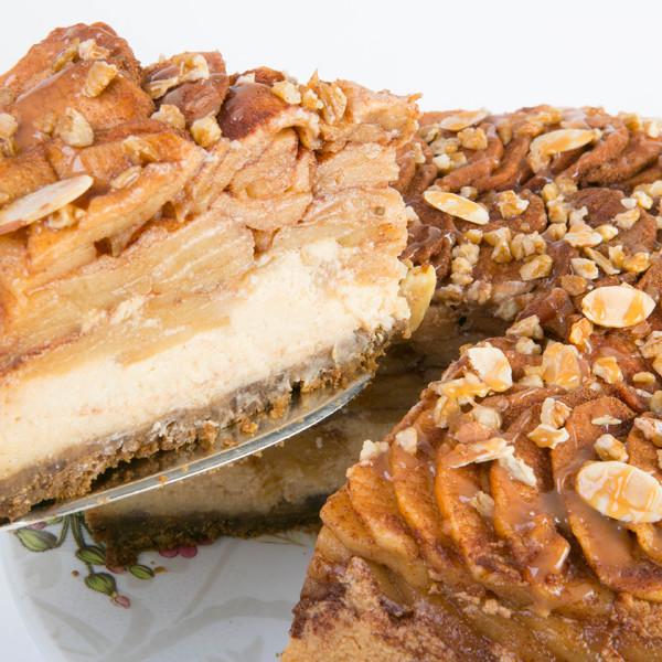 Cheesecake de Manzana 2