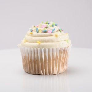 Cupcake Vainilla Tradicional