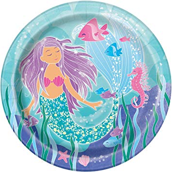 Plato Mermaid Swimming 9""