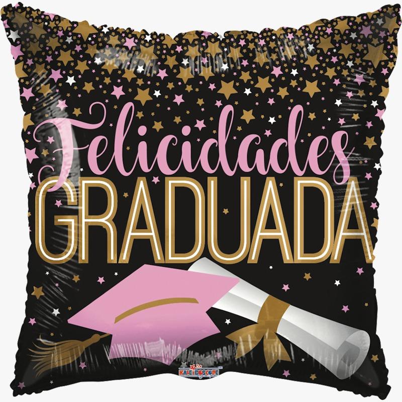 Felicidades Graduada