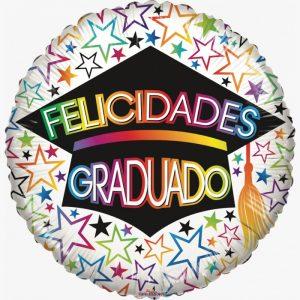 Felicidades Graduado Estrellas