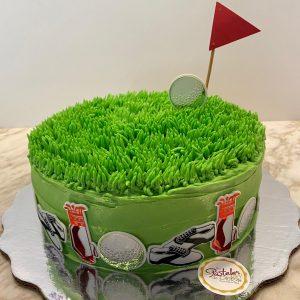 Pastel golf