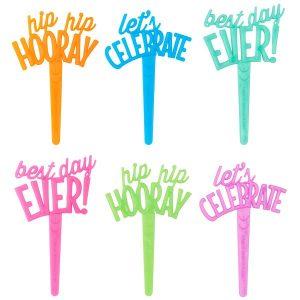 Celebratory Sayings picks