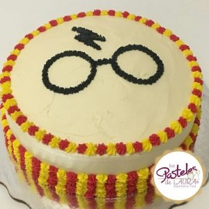 Harry Potter Gryffindor Cake