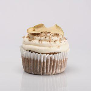 Cupcake de Manzana