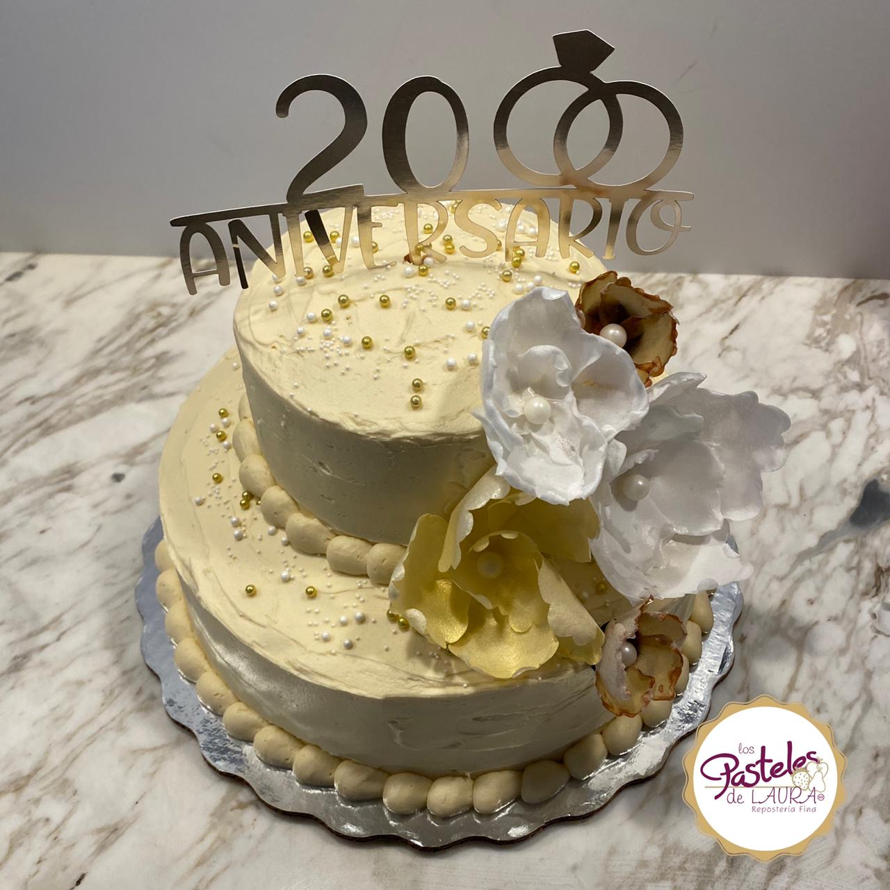 pastel-aniversario-flores-topper