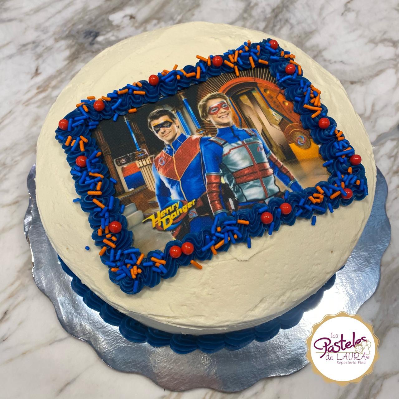henry-danger-cake